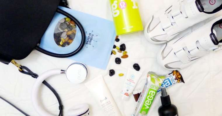 Gym Bag Essentials   7 Items You Need In Your Gym Bag Now