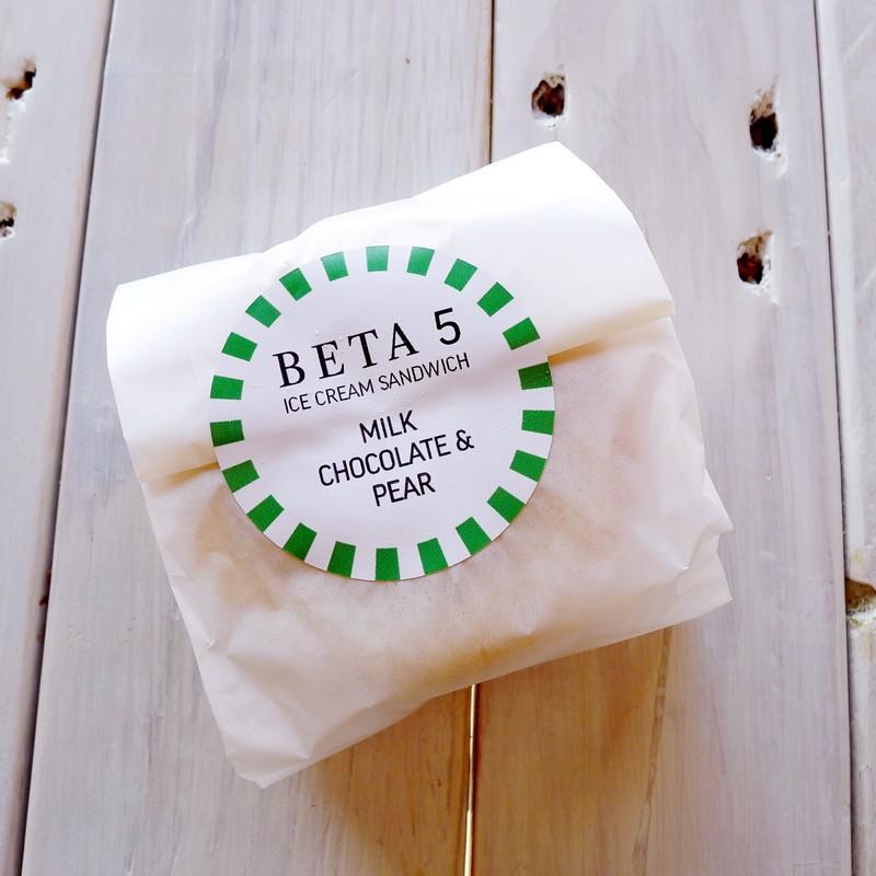 BETA5 Chocolates Strathcona Vancouver dessert ice cream sandwich INSTANOMSS NOMSS Lifestyle food Blog