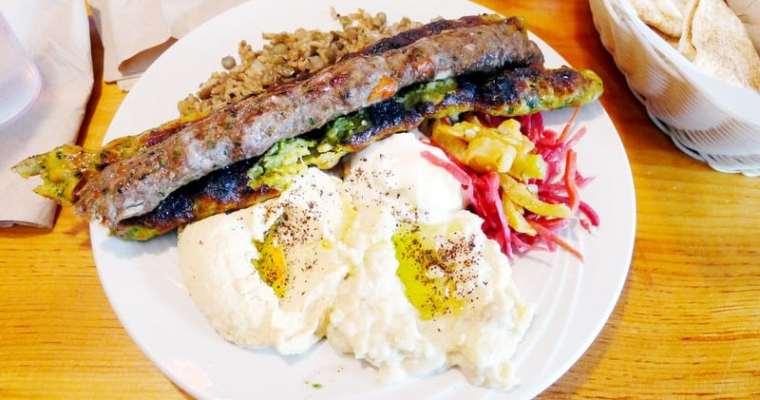 Omnivore Comptoir Grill Montreal | Mid Eastern Healthy Eats