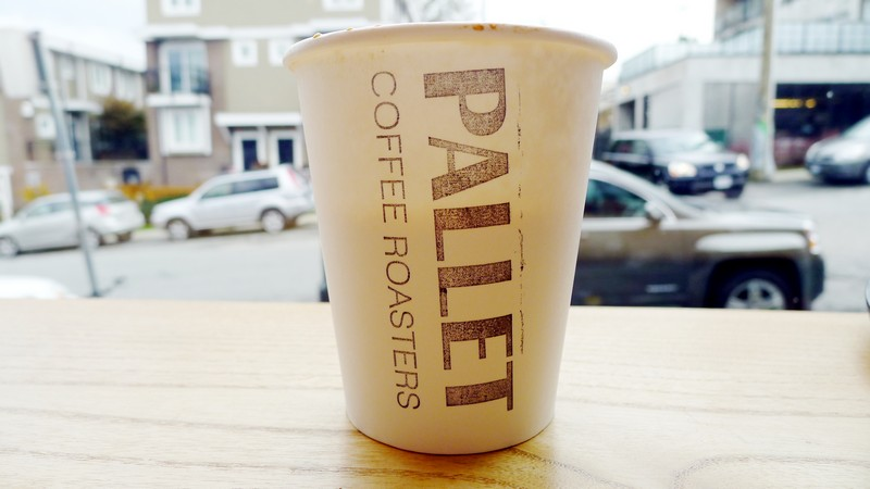 Pallet Coffee Roasters Burnaby Hastings Cafe Instanomss Nomss Lifestyle Travel Blog Canada