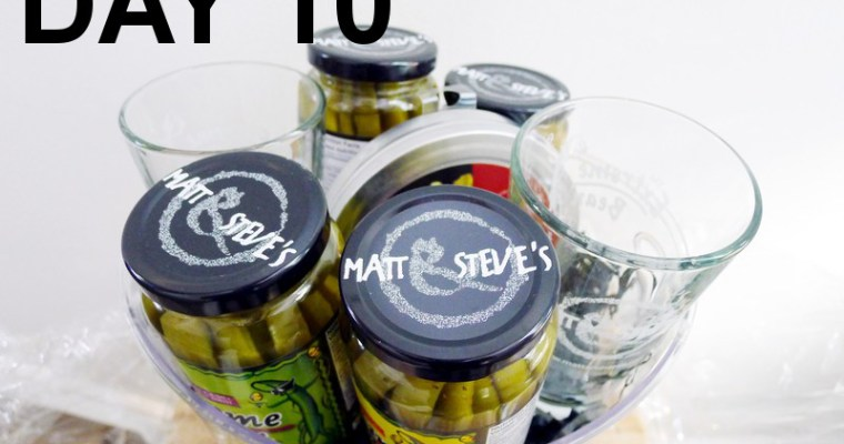 Day 10 – Matt & Steve Extreme Bean Prize Pack | 12 Days of Christmas Giveaway!