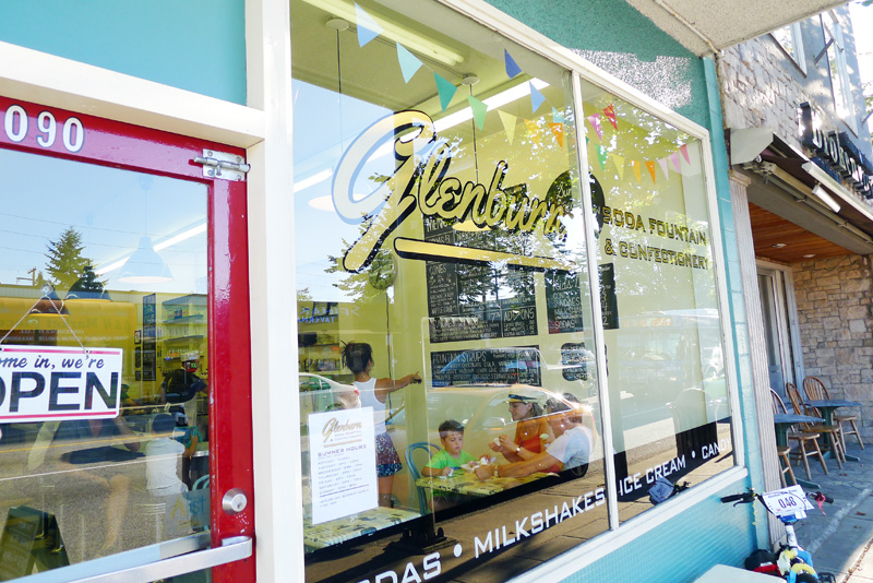Glenburn Soda Fountain & Confectionery Ice Cream Burnaby Instanomss Nomss Food Photography Healthy Travel Lifestyle Canada 0195
