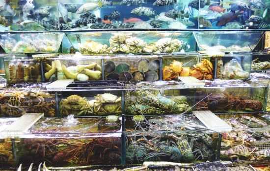 Chuen Kee Seafood Restaurant Hong Kong   Sai Kung 西貢全記海鮮
