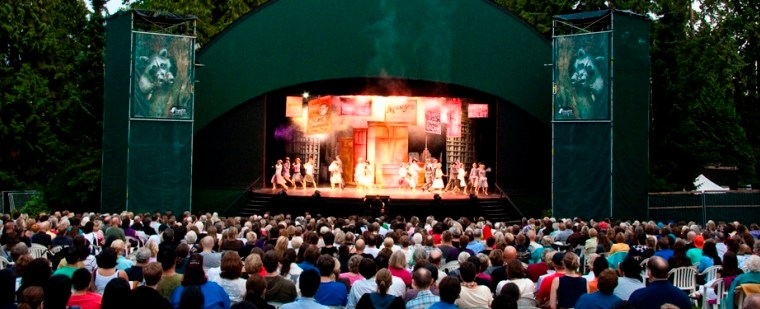 Theatre Under the Stars Vancouver | Giveaway Contest