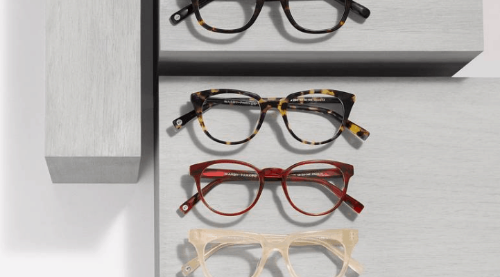 Warby Parker 2016 Fall Collection