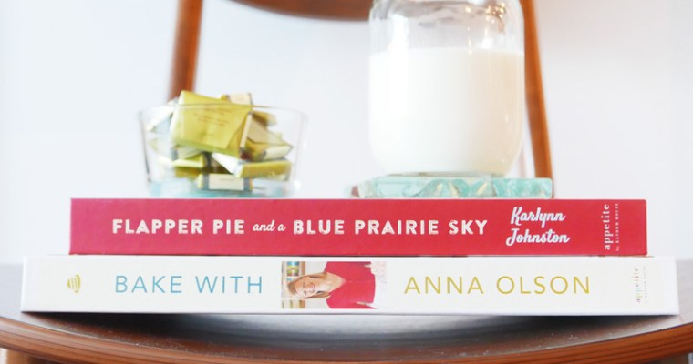 Day 4  – Flapper Pie and a Blue Prairie Sky by Karlynn Johnston | 12 Days of Christmas Giveaway!