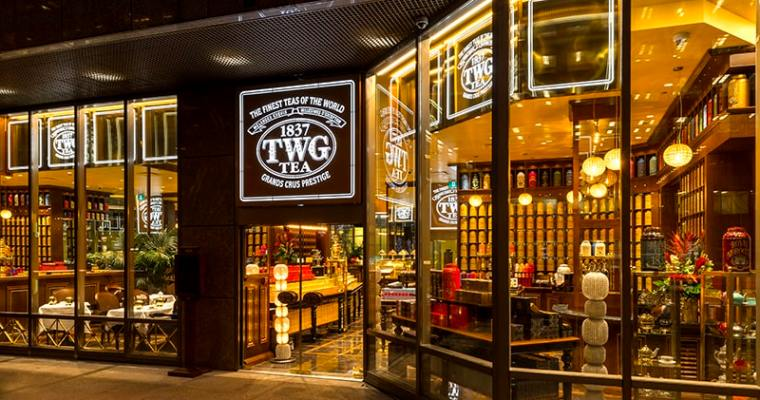 TWG Tea Canada | Vancouver Tea Salon and Boutique
