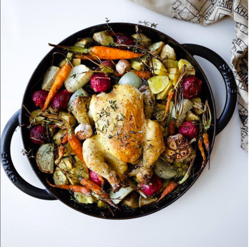 Day 12 – STAUB Cast Iron Cookware| 12 Days of Christmas Giveaway!