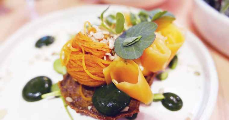The Acorn Restaurant Vancouver   Vegetarian Vegan Fare Main Street