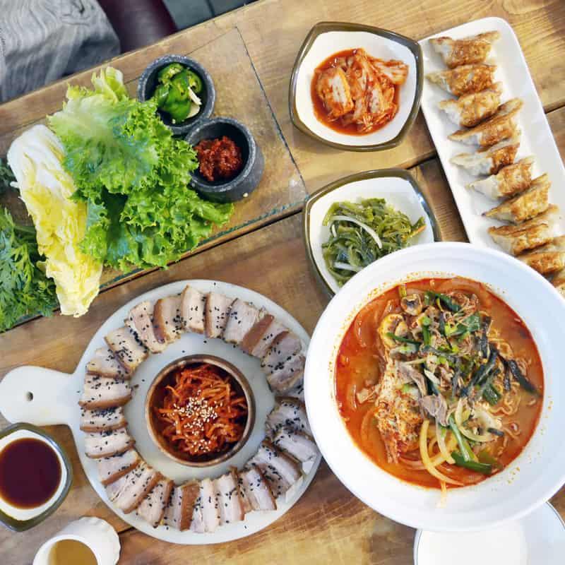 Samsoonie Noodles and Rice Richmond | Korean Restaurant