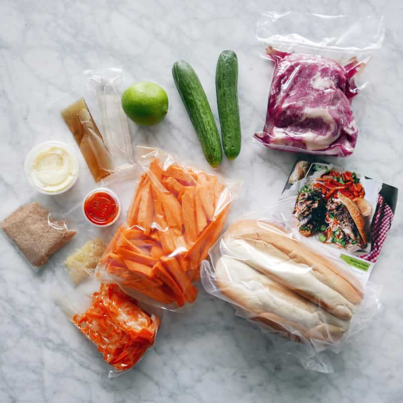 Fresh Prep Vancouver Meal Delivery Service
