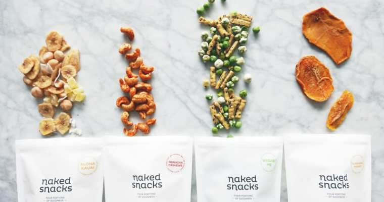 Naked Snacks | Subscription Box for Healthy Snacks