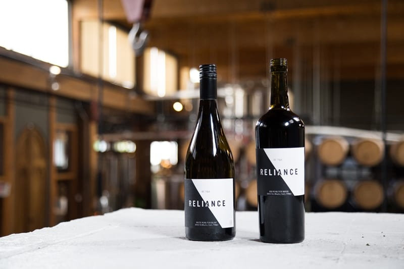 Vancouver Urban Winery Launches the Reliance Series