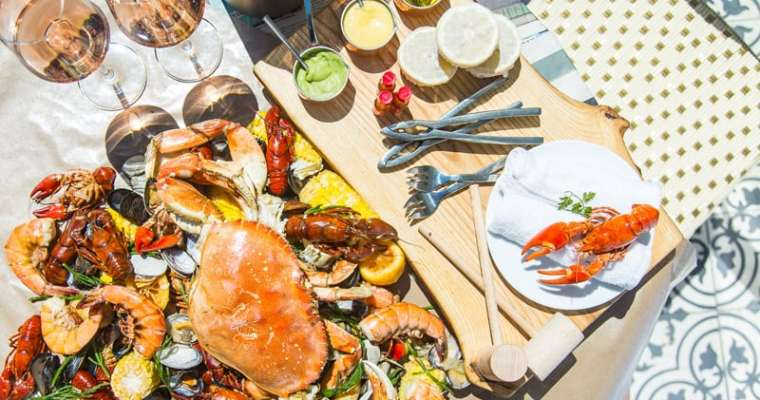 Boulevard Kitchen & Oyster Bar | SUNDAY SEAFOOD BOIL SERIES