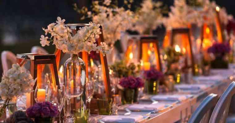 Four Seasons Hotel Vancouver | Summer Al Fresco Long Table Dinner