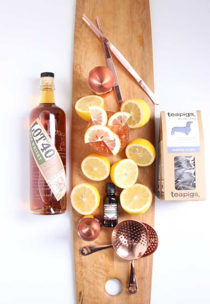 TEAPIGS ICED TEA RECIPES Nomss.com Delicious Food Photography Healthy Travel Lifestyle
