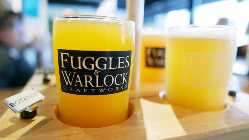 FUGGLES AND WARLOCK CRAFTWORKS | RICHMOND BEER