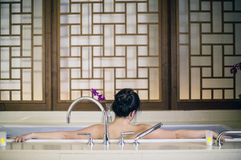A DAY AT CHI, THE SPA SHANGRI-LA VANCOUVER HOTEL