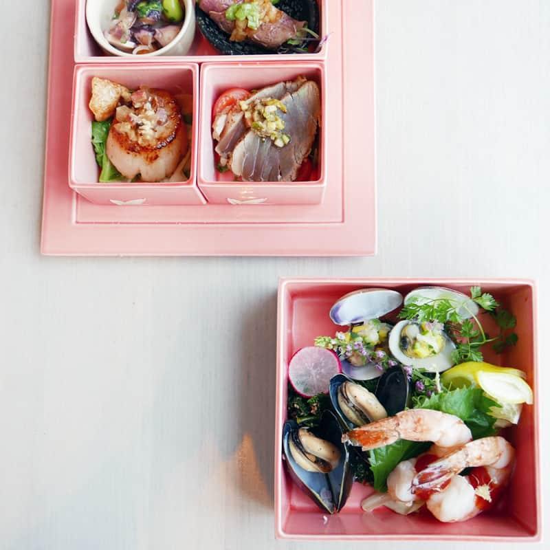 Miku Vancouver | Aburi Kaiseki Dinner