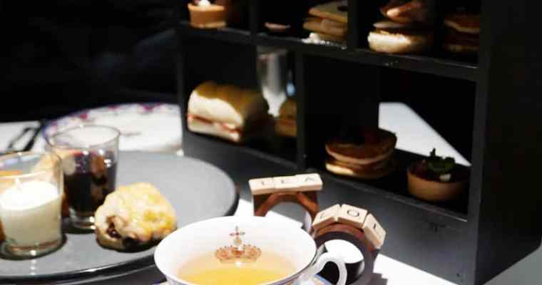 NOTCH 8 GAMES ON AFTERNOON HIGH TEA | FAIRMONT HOTEL VANCOUVER