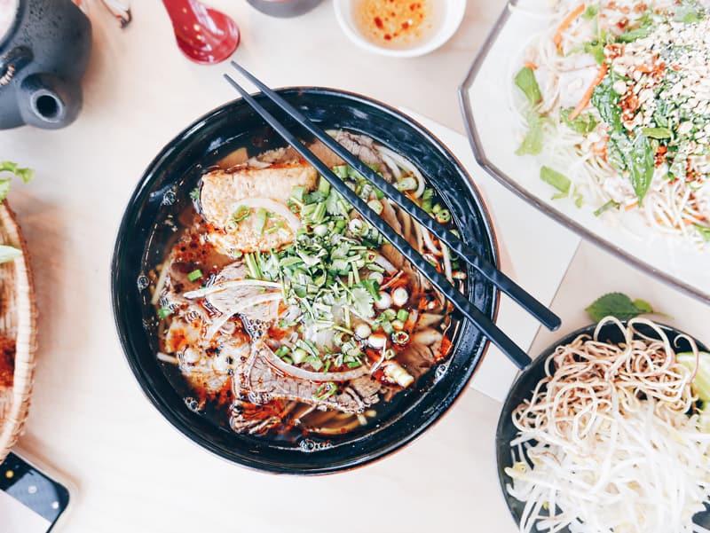 COM Vietnamese Restaurant Richmond | First Look