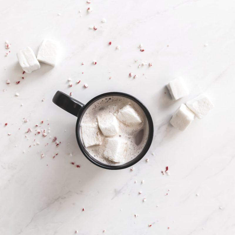 THE BEST EARL GREY TEA HOT CHOCOLATE Recipe DESSERT | NOMSS.COM VANCOUVER FOOD BLOG