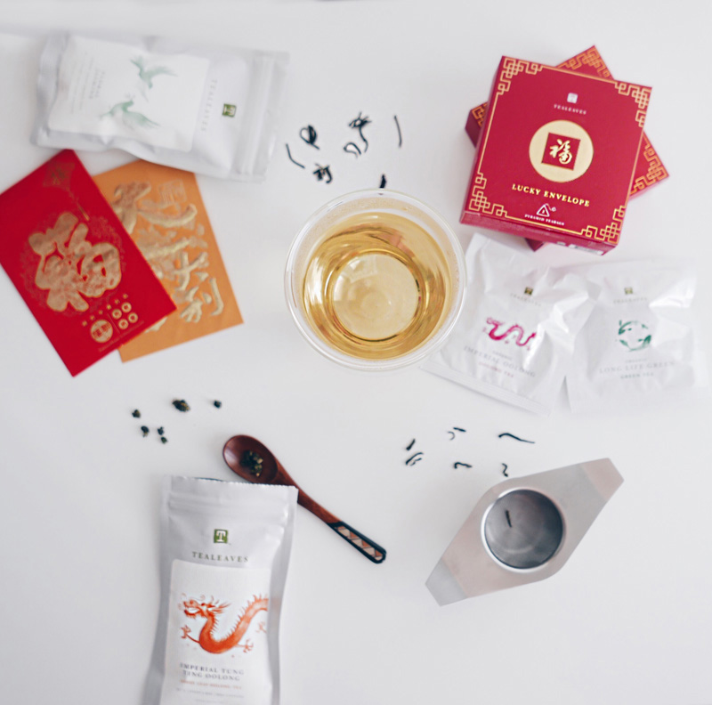 TEALEAVES CHINESE LUNAR NEW YEAR GIVEAWAY