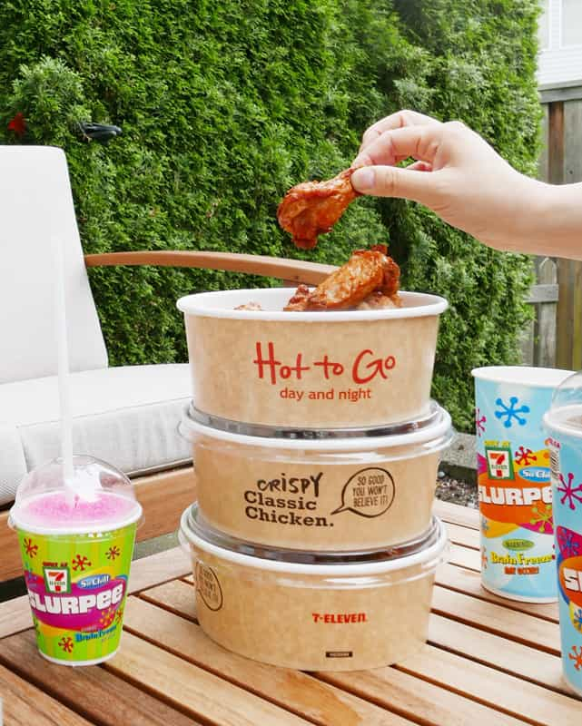 Chicken Wing Lovers: Vote for your Favourite Wing Flavour in Celebration of 7-Eleven Canada's National Wing Weekend!