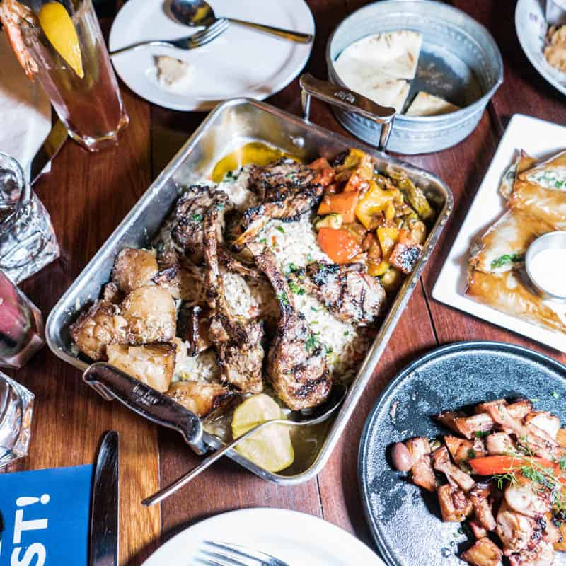 First Table Offers Diners 50% Off the First Table of the Night