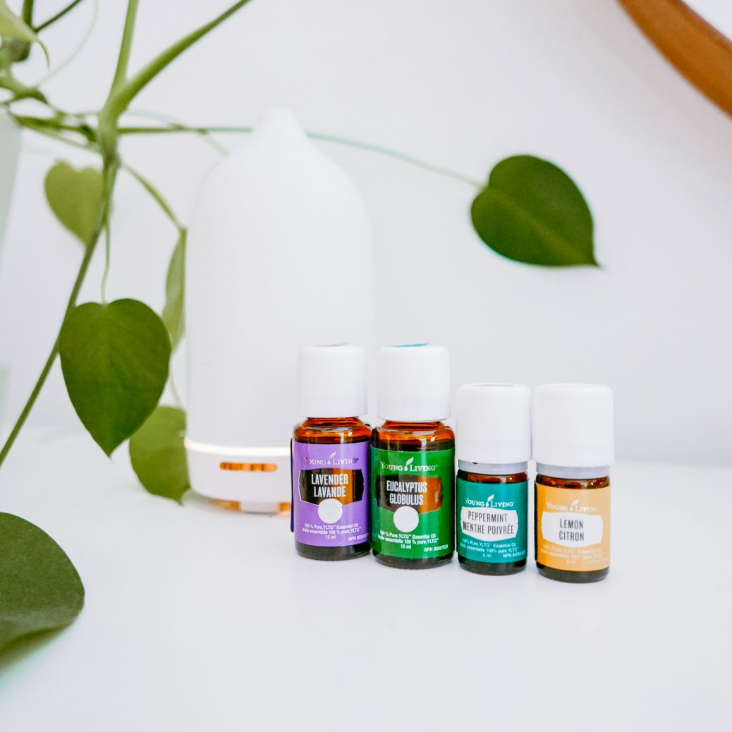 Young Living Essential Oil Blend for Seasonal Allergies Hayfever Recipe Instanomss Nomss.com Wellness Blog