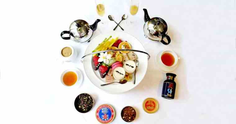 The Urban Tea Merchant, Vancouver (downtown): Christmas Holiday Afternoon Tea Service