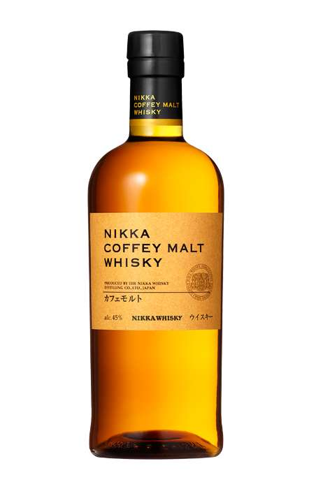 Nikka Coffey Malt Whisky wins Trophy at ISC 2017