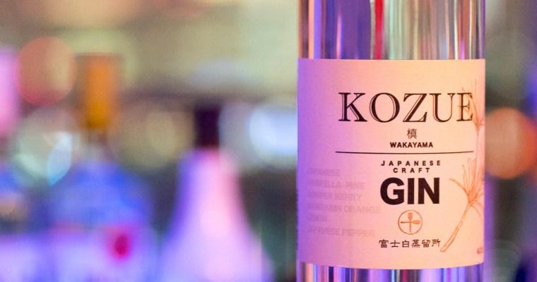Review: Kozue Japanese Craft Gin