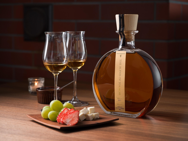 Blend of Tokachi celebrates 50 years of Hokkaido's Tokachi Brandy