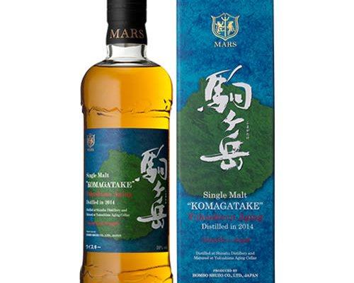 Mars Whisky Single Malt Komagatake Yakushima Aging