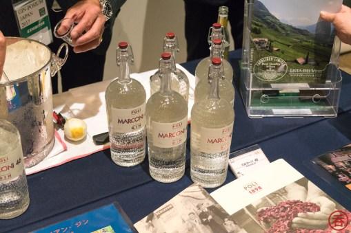 Italy's Poli Marconi Gin