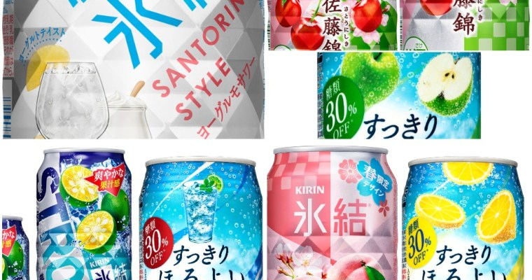 Chuhai Watch: Spring Feeling