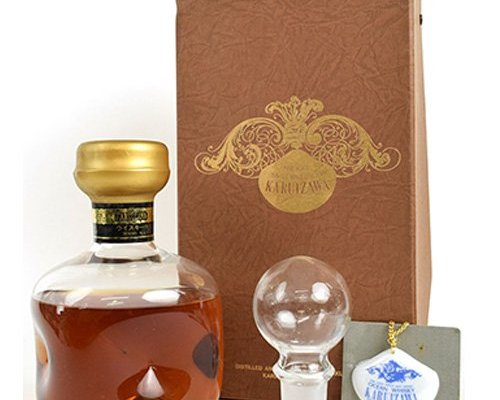 Japan's first single malt whisky now on Amazon Japan