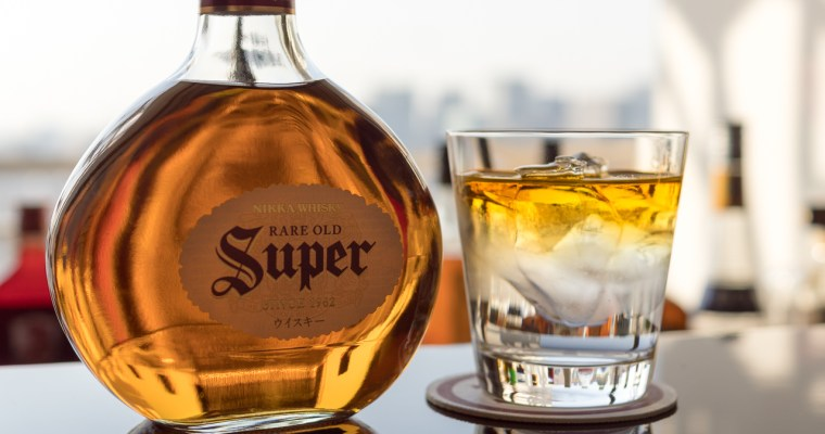 10 ways to drink Japanese whisky: #2, Whisky Float