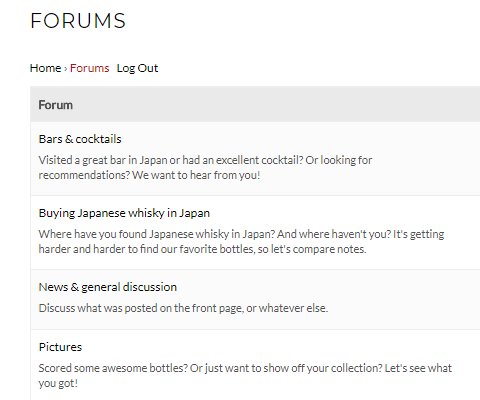 Introducing the Nomunication Forums! Join the Nomikai today