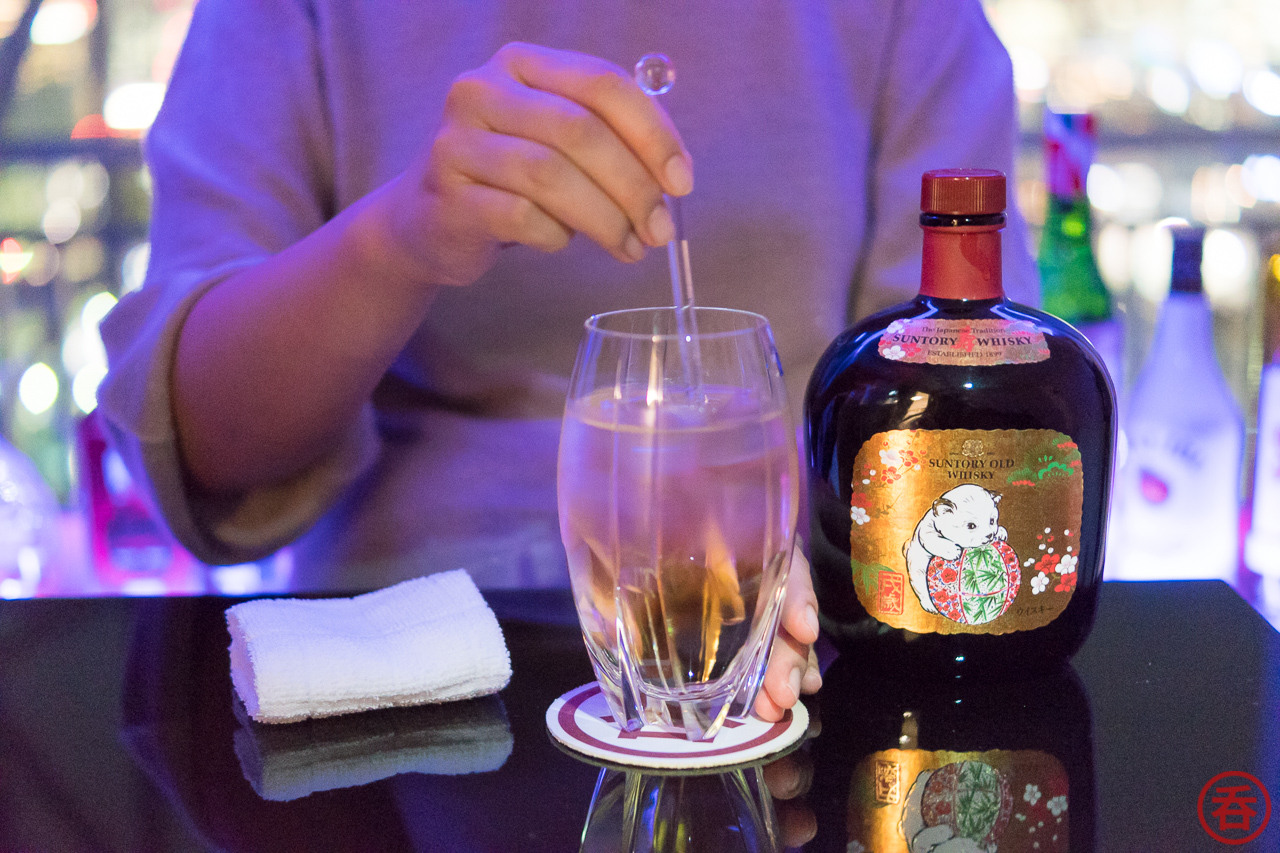 10 ways to drink Japanese whisky: #7, Mizuwari