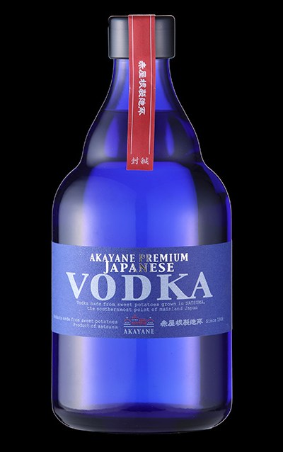 Akayane Craft Gin Heart (Aki), (Fuyu), Premium Vodka