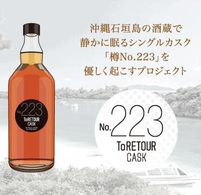 I just funded this Single Cask Awamori project. Wait, single cask what?