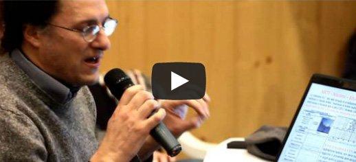 Intervento del prof. Coraddu in Commissione Ambiente ARS
