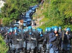Comitato No Muos - Palermo, Comunicato stampa