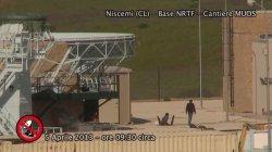 La marina militare USA continua i lavori nella base della morte, comunicato stampa