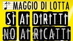 Intervento per il 1° maggio autorganizzato a Taranto