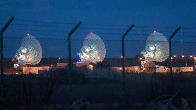 (1 marzo 2015) Nuovo affronto degli Usa: le parabole in trasmissione