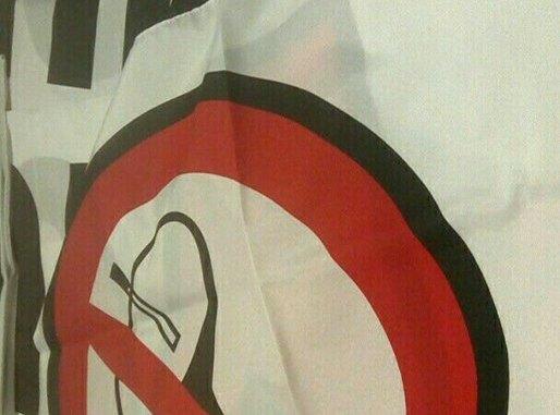 Bandiere No MUOS per tutti