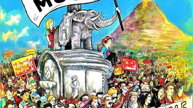 ☆Manifestazione Regionale NO MUOS – Catania☆
